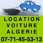 Location Auto Algérie