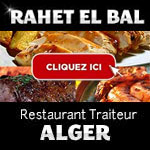 Restaurant Alger Rahetelbal